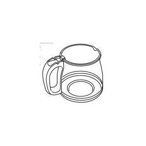 タイガー部品:ACJBコーヒーサーバー完成(ふた無)/ACJ1052コーヒーメーカー用|tvc