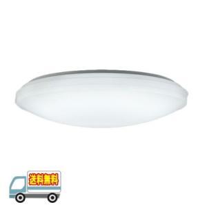 NEC:LEDシーリングライト(6畳)/HLDZ06208 tvc