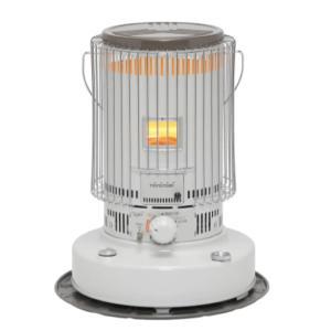 トヨトミ:対流型石油ストーブ/KS-67H-Wホワイト...