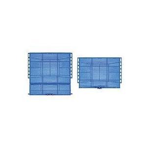 三菱電機部品:ワイド空清フィルター(2枚)(M29506214)/MAC-214FTエアコン用〔150g-43〕〔メール便対応可〕|tvc