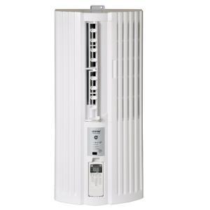 トヨトミ:冷房専用窓用エアコン(ホワイト)/TIW-A160L-W|tvc