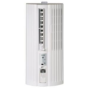 トヨトミ:冷房専用窓用エアコンスタンダードモデル(ホワイト)/TIW-A180L-W|tvc