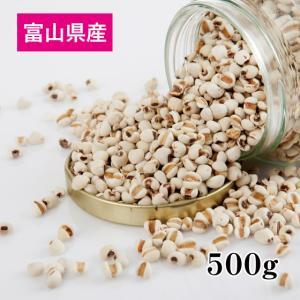国産 精白はとむぎ 炊飯用ハトムギ 500gの商品画像