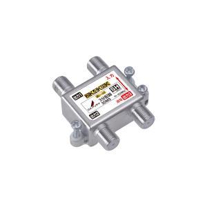 3DE1 3分配器(1端子通電)|tvtekuno