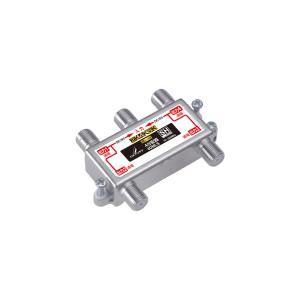 4DEL1 全電通4分配器|tvtekuno