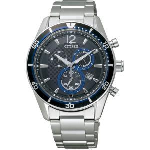 [シチズン]CITIZEN 腕時計 Citizen Collection シチズン コレクション Eco-Drive エコ・ドライブ クロノグラフ VO10-6741F メンズ|tweedia