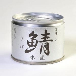 伊藤食品美味しい鯖水煮6号缶190g×24個入|tweedia