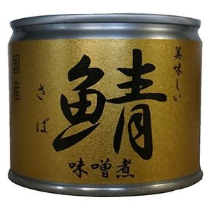 伊藤食品美味しい鯖味噌煮6号缶190g×24個入|tweedia