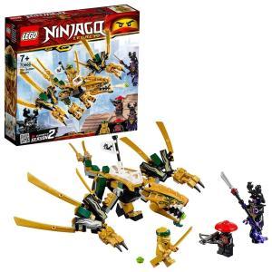 レゴ(LEGO) ニンジャゴー ゴールデン・ドラゴン 70666 ブロック おもちゃ 男の子