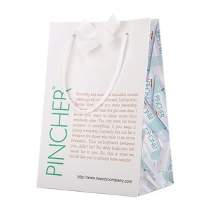 PINCHER shopper bag M ピンシャー ショッパーバッグM|twentycompany
