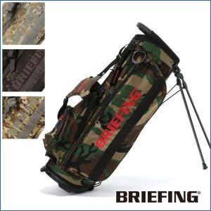 3,000円割引クーポン対象 スタンドキャディバッグ メンズ ブリーフィング BRIEFING CR...