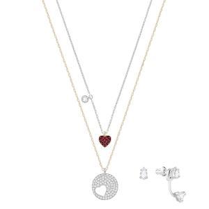 Swarovski Crystal Wishes Set - Red - 5291089|twilight-shop