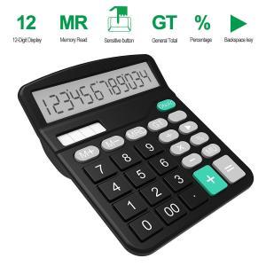 Calculator, Helect Standard Function Desktop Calculator - H1001 twilight-shop