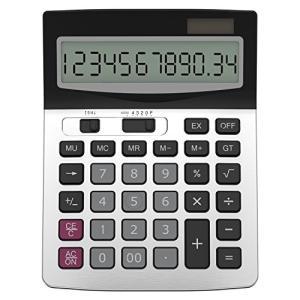 Helect H1006 Standard Function Desktop Business Calculator twilight-shop