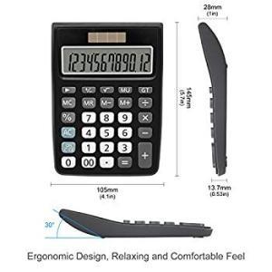 Helect H1005 Standard Function Desktop Calculator twilight-shop