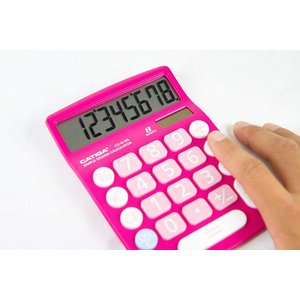 CATIGA CD-8185 Office and Home Style Calculator ? 8-Digit LCD Display twilight-shop