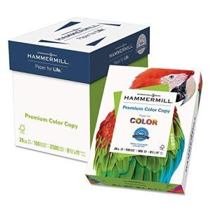 Hammermill 102450 Copy Paper, 100 Brightness, 28lb, 8-1/2 x 11, Photo twilight-shop