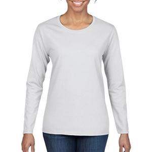 Gildan Women's Heavy Cotton Long Sleeve T-Shirt, 2...