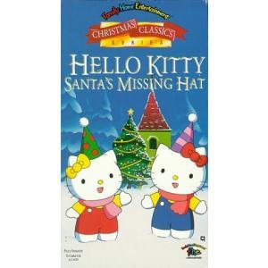 Hello Kitty: Santa's Missing Hat [VHS] [Import]|twilight-shop