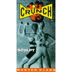 Crunch: Master Class Sculpt [VHS] [Import]|twilight-shop