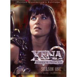 Xena Warrior Princess: Season 1 [DVD] [Import]|twilight-shop