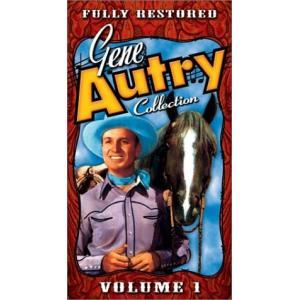 Gene Autry Collection 1 [VHS] [Import]|twilight-shop