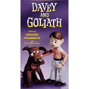 Davey and Goliath [VHS]|twilight-shop