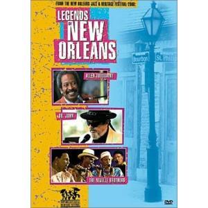 Legends of New Orleans [DVD]|twilight-shop