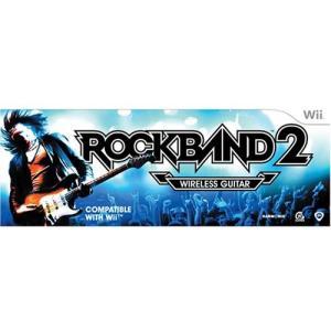 Wii Rock Band 2 Standalone Guitar (輸入版)|twilight-shop