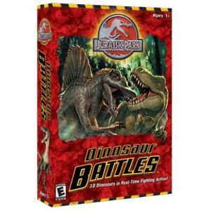 Jurassic Park: Dinosaur Battles (輸入版)|twilight-shop