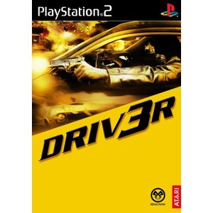 DRIV3R (PS2)|twilight-shop