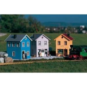 Piko G Scale Model Train Buildings???村bakery- 62064|twilight-shop