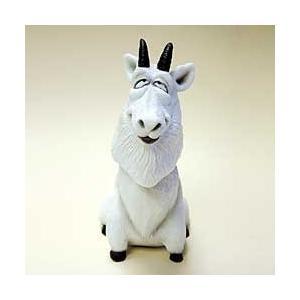 Goat Bobble Head|twilight-shop