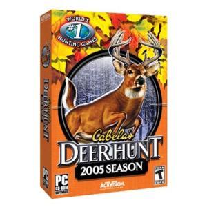 Cabela's Deer Hunt 2005 Season / Game|twilight-shop