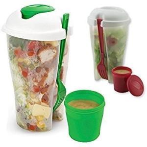 自分のお気に入りのsaldsまたはグラノラ・バーナットにヨーグルトを使用 BPAフリー???食品安全...