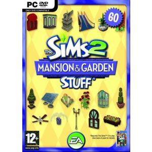 The Sims 2 Mansions & Garden Stuff (PC) (輸入版)|twilight-shop