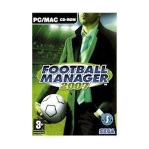Football (Soccer) Manager 2007 (輸入版)|twilight-shop