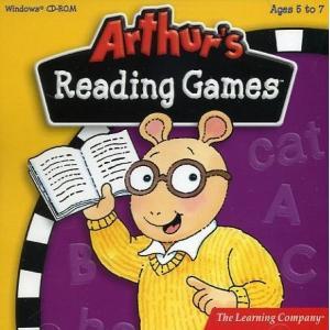 Arthur's Reading Games (輸入版)|twilight-shop