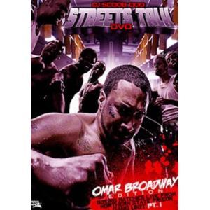 Streets Talk: Omar Broadway Edition [DVD] [Import]