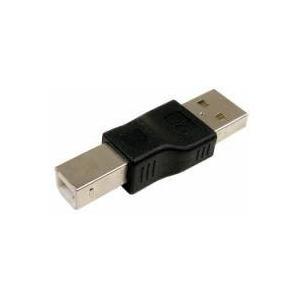 アダプタ USB USB Aオスto USB BオスアダプタAQUA。 USBアダプタティップスを参...