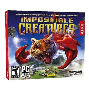 Impossible Creatures (Jewel Case) (輸入版)|twilight-shop