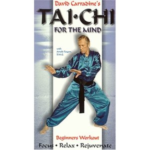 David Carradine's Tai Chi for Mind: Beginner's [VHS] [Import]