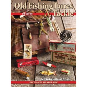 Old Fishing Lures & Tackle: Identification and Value Guide (Old Fishing Lur twilight-shop