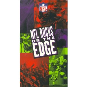 NFL Rocks 3-on the Edge [VHS]
