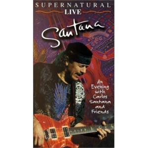 Santana - Supernatural Live [VHS] [Import]