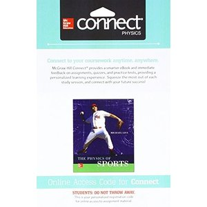 Connect Access Card for Physics of Sports|twilight-shop