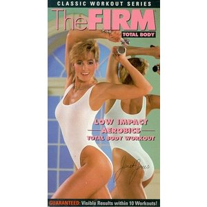 Firm Total Body: Low Impact Aerobics [VHS] [Import]