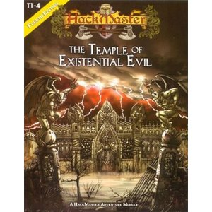 The Temple of Existential Evil|twilight-shop