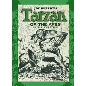 Joe Kubert's Tarzan of the Apes Artist's Edition|twilight-shop