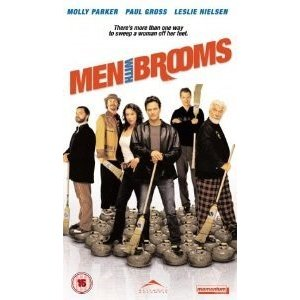 Men with Brooms [VHS] [Import]